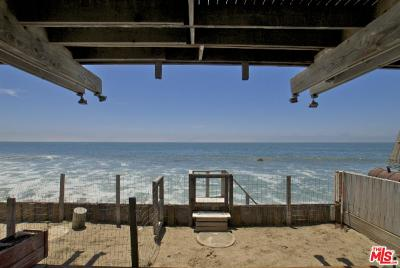 Malibu Rental For Rent: 18926 Pacific Coast Highway
