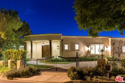 Beverly Hills Single Family Home For Sale: 580 Chalette Drive