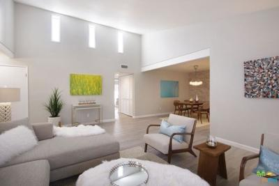Palm Springs Condo/Townhouse For Sale: 3155 East Ramon Road #308