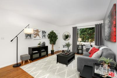 Condo/Townhouse For Sale: 2427 Centinela Avenue #G