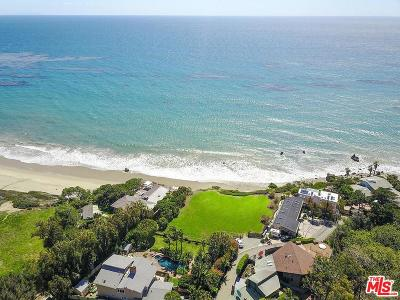 Malibu CA Residential Lots & Land For Sale: $11,000,000