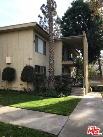 Studio City Condo/Townhouse For Sale: 11138 Aqua Vista Street #49