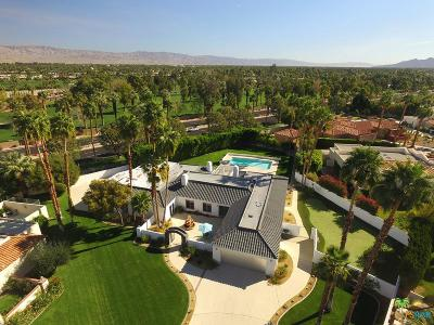Rancho Mirage Single Family Home For Sale: 3 Boothill Circle