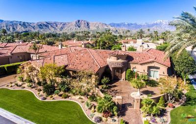 Rancho Mirage Single Family Home For Sale: 29 Villaggio Place