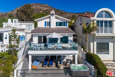 Malibu Single Family Home For Sale: 31658 Broad Beach Road