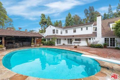 Single Family Home For Sale: 343 Veteran Avenue