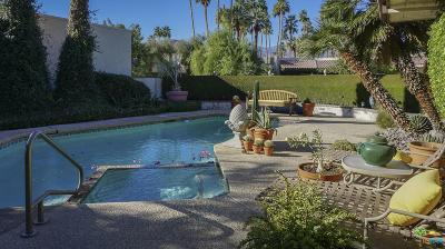 Rancho Mirage Single Family Home For Sale: 60 Dartmouth Drive