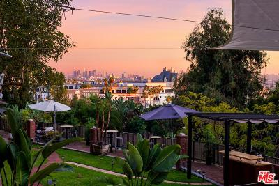 Sunset Strip - Hollywood Hills West (C03) Single Family Home For Sale: 8221 Monteel Road