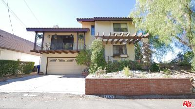 Woodland Hills Single Family Home For Sale: 4259 Alhama Drive