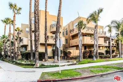 Los Angeles Condo/Townhouse For Sale: 4100 Wilshire #206