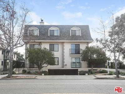 Santa Monica Condo/Townhouse For Sale: 1020 Ocean Park Boulevard #5