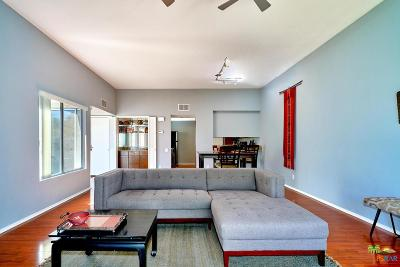 Palm Springs Condo/Townhouse For Sale: 1654 Fairway Circle