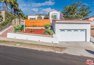 Cheviot Hills/Rancho Park (C08) Single Family Home For Sale: 10289 Bannockburn Drive