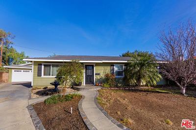 Ventura Single Family Home For Sale: 7223 Arthur Rondo Street