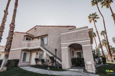 Palm Springs Condo/Townhouse For Sale: 2701 East Mesquite Avenue #F28