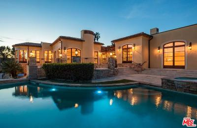Los Angeles County Single Family Home For Sale: 22516 Carbon Mesa Road