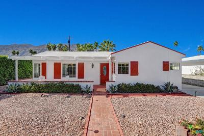 Palm Springs Single Family Home For Sale: 563 North Calle Rolph