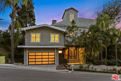 Sunset Strip - Hollywood Hills West (C03) Single Family Home For Sale: 7546 Devista Drive