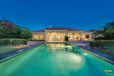 Rancho Mirage Single Family Home For Sale: 7 Via Bella