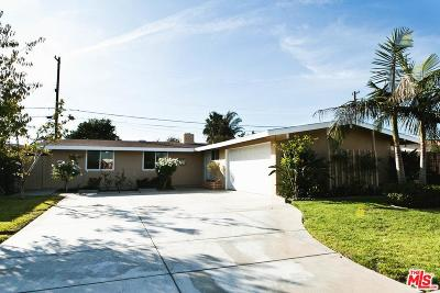 Anaheim Single Family Home For Sale: 1616 West Catherine Drive