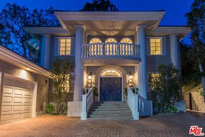 Beverly Hills Single Family Home For Sale: 1263 Delresto Drive