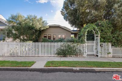 Venice Single Family Home For Sale: 810 Superba Avenue