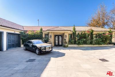Beverly Hills CA Single Family Home For Sale: $17,995,000