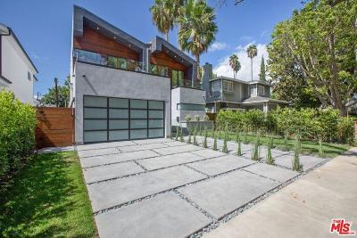 Single Family Home For Sale: 4207 Beeman Avenue