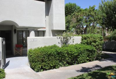 Palm Springs Condo/Townhouse For Sale: 351 North Hermosa Drive #1D1