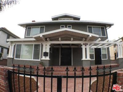 Long Beach Single Family Home For Sale: 1565 Linden Avenue