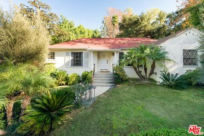 Studio City Single Family Home For Sale: 3892 Berry Drive