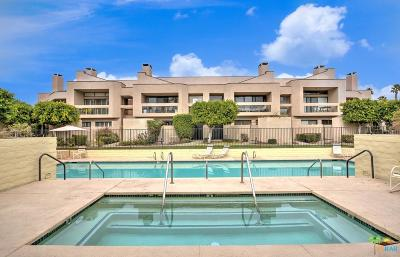 Palm Springs Condo/Townhouse For Sale: 945 Village Square