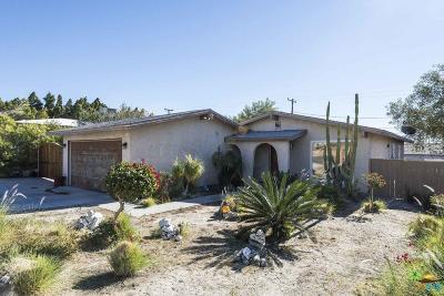 Desert Hot Springs Single Family Home For Sale: 66085 San Juan Road