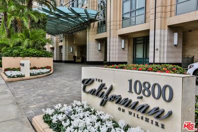 Condo/Townhouse For Sale: 10800 Wilshire #1202