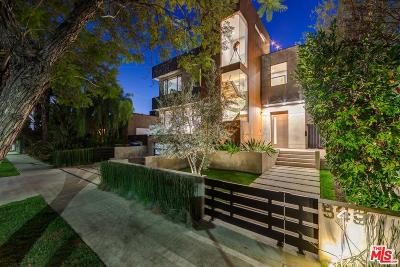 Los Angeles Single Family Home For Sale: 543 North Curson Avenue