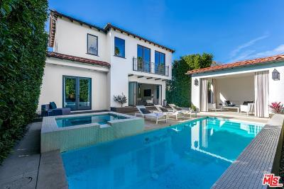 Los Angeles County Single Family Home For Sale: 540 North Laurel Avenue