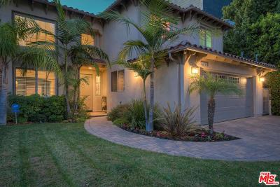 Encino Single Family Home For Sale: 4615 Gloria Avenue