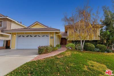 Agoura Hills Single Family Home For Sale: 5466 Lake Lindero Drive