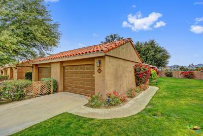 Rancho Mirage Condo/Townhouse For Sale: 158 La Cerra Drive