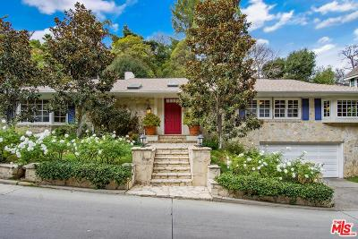 Los Angeles Single Family Home For Sale: 10647 Somma Way
