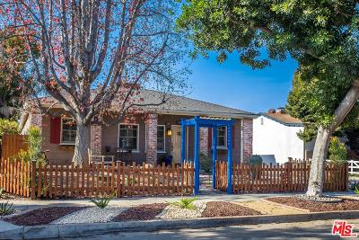 Burbank Single Family Home For Sale: 625 South Griffith Park Drive