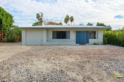Palm Springs Single Family Home For Sale: 740 North Plaza Amigo