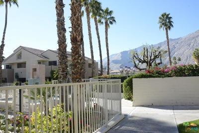 Palm Springs Condo/Townhouse For Sale: 222 North Calle El Segundo #525