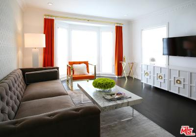 Hollywood Rental For Rent: 1726 El Cerrito Place #2