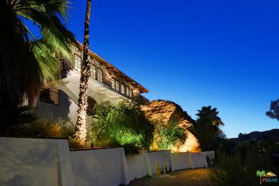 Palm Springs CA Single Family Home For Sale: $1,879,000