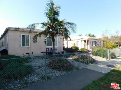 Los Angeles County Residential Income For Sale: 607 6th Avenue