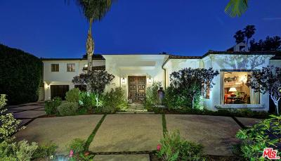 Beverly Hills Single Family Home For Sale: 710 North Rexford Drive