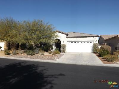 Palm Springs Single Family Home For Sale: 710 Alta Ridge