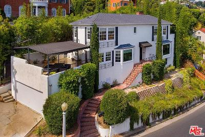 Sunset Strip - Hollywood Hills West (C03) Single Family Home For Sale: 7911 Hillside Avenue