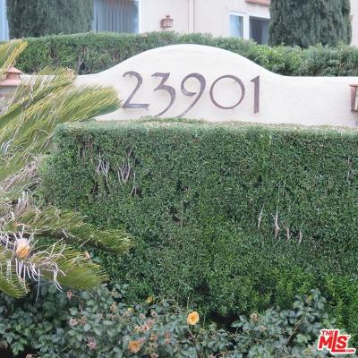Condo/Townhouse For Sale: 23901 Civic Center Way #110